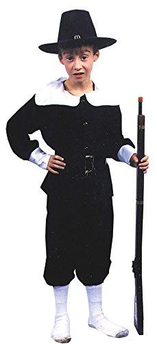 Pilgrim Boy Child Costume - Large