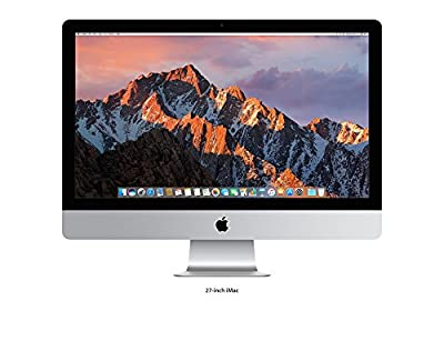 """Apple iMac 27"""" Desktop Retina 5K display - Quad Core 4.0GHz i7 32GB Memory / 1TB SSD (Solid State) / 4GB GDDR5"""
