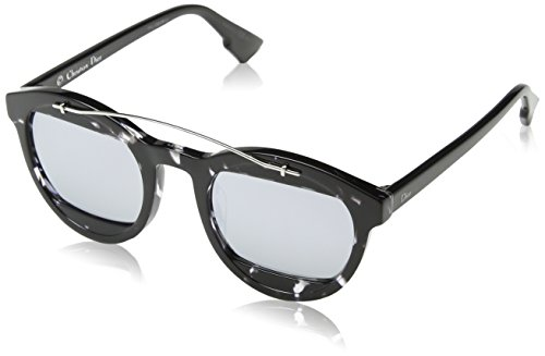 Dior DIORMANIA1 Round Acetate Sunglasses - Christian Sunglasses Mens Dior