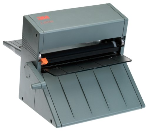 One Sided Laminator - Scotch Laminating Dispenser with Cartridge LS950 Includes Free DL955 (50 Foot Thick Film Cartridge)