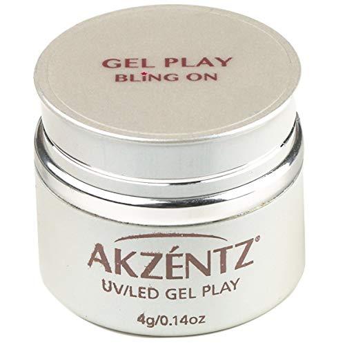 Akzentz Gel Play Bling On by Akzentz