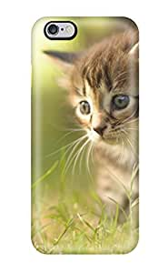 Oscar M. Gilbert's Shop Best 3110182K59552091 New Cat Tpu Skin Case Compatible With Iphone 6 Plus