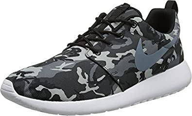reputable site 5e359 6bb58 Image Unavailable. Image not available for. Color  Men s Nike Roshe Run  Print Rosherun