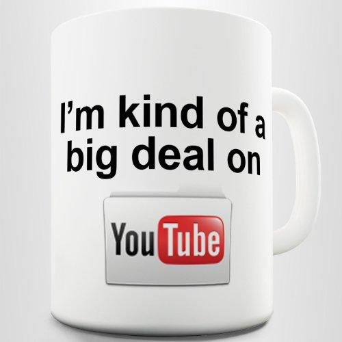 youtube mug - 1