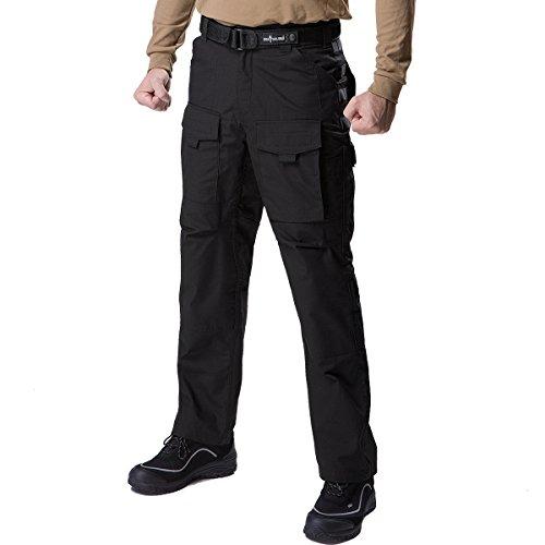 FREE SOLDIER Outdoor Men Multi Pockets T...