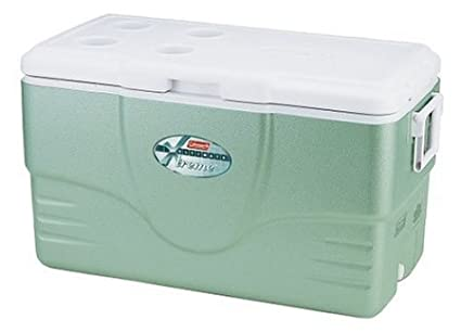 Amazon Coleman 6 Day 58 Qt Ultimate Xtreme Cooler Coleman