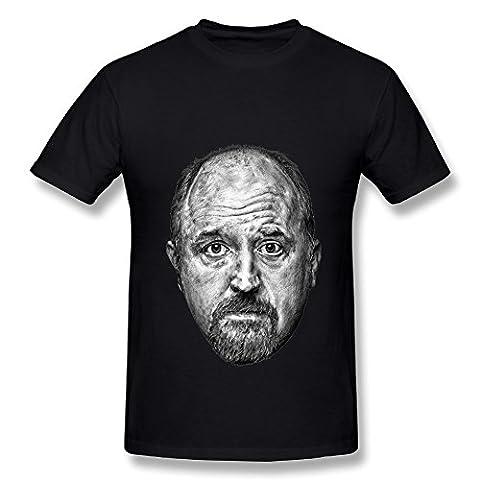 Hot Comedy Louis C.K. Tour 2016 T Shirt For Men (Louis Ck Comedy Shop)