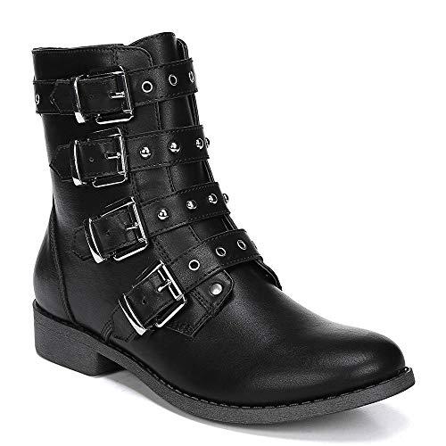 Black March Women's Ankle Boot Fergalicious BaZIqwc