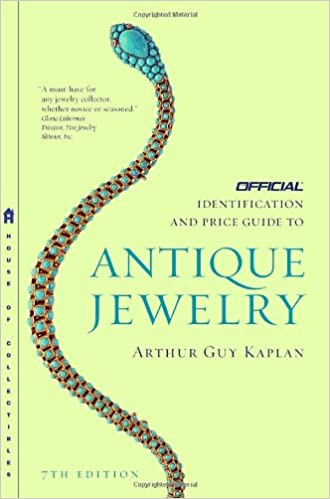 The Official Identification and Price Guide to Antique