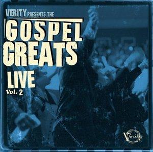 Gospel Greats Live 2 by Verity
