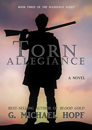 Torn Allegiance (The Wanderer Book 3)