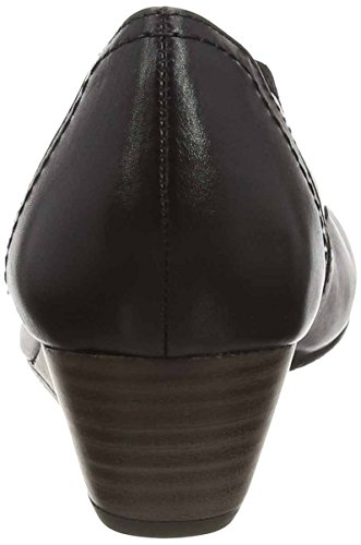 Tamaris 22320 - Zapatos, Mujer Negro