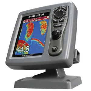 Dual Frequency Color Lcd Fishfinder (SI-TEX CVS-126 Dual Frequency Color Echo Sounder (33376))