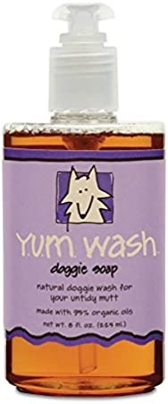 Indigo Wild Y.U.M Wash Doggie Liquid Soap, 8 Fluid Ounce
