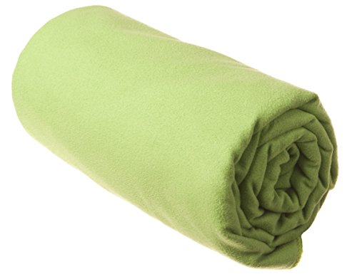 Sea To Summit Dry Light Towel - Lime X-Small