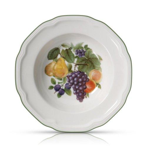 mikasa antique white fruit bowls - 9