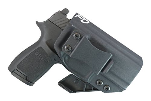 Fierce Defender IWB Kydex Holster Sig P320c The Paladin Series -Made in USA- - Sig Series