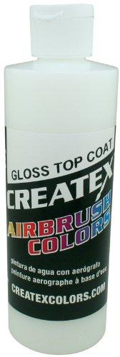 (Createx Colors Gloss Top Coat for Airbrush, 8)