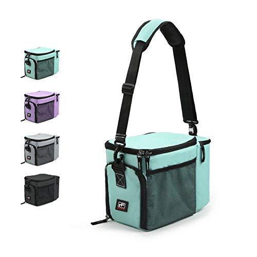RitFit Insulated Lunch Box- Large Capacity Meal Prep Bag for