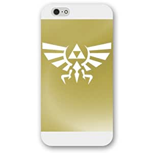 UniqueBox - Customized White Frosted iPhone 6+ Plus 5.5 Case, The Legend of Zelda iPhone 6 Plus case, Only fit iPhone 6+ (5.5 Inch) WANGJING JINDA