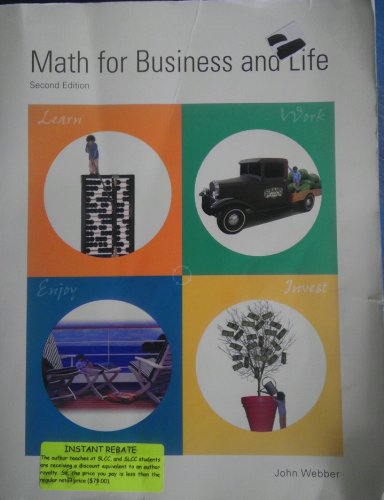 Math for Business and Life
