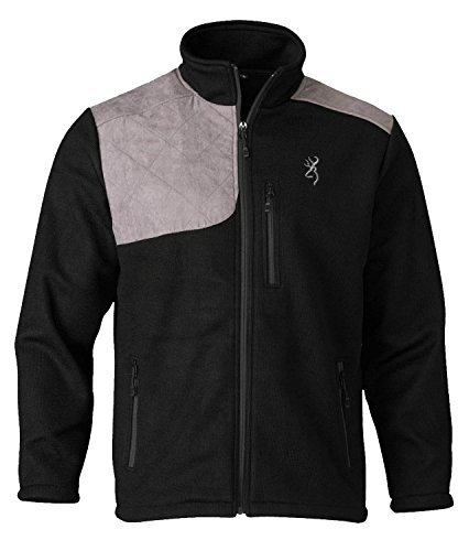 Browning Jacket, Bridger Shtg Black/Gray, Size: 3xl (3040809906)