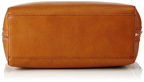 Trussardi 75b65053, Borsa Tote Donna 32x32x12 cm (W x H x L) Marrone (Cuoio)