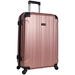 WMB Travel Pro 41R67HA1btL._SS247_ Kenneth Cole Reaction Out Of Bounds 28-Inch Check-Size Lightweight Durable Hardshell 4-Wheel Spinner Upright Luggage