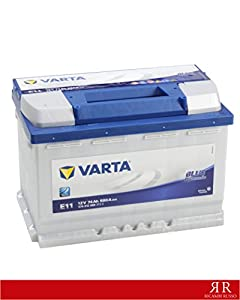 varta dynamic autobatterie e11 574 012 068 74ah 680a. Black Bedroom Furniture Sets. Home Design Ideas