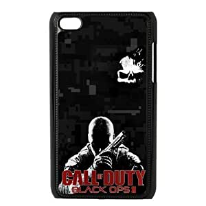 SpecialCasedesign Personalized Call of Duty Black Ops 2 Ipod Touch 4 Case Best Durable Back Cover