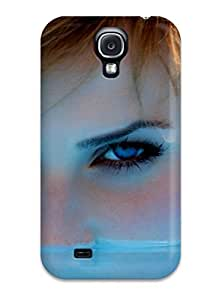 New Style 6805319K25552416 Awesome Design Blue Eyes Hard Case Cover For Galaxy S4