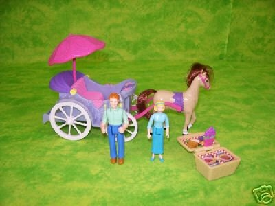 Fisher Price Pram With Doll - 5