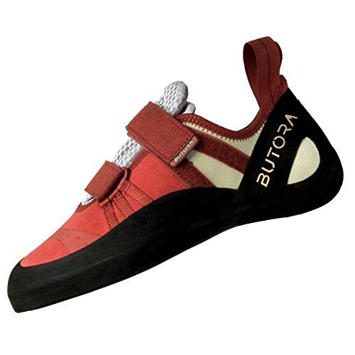 Butora Endeavor Wide Fit Climbing Shoe - Women's Crimson 10.5 by Butora