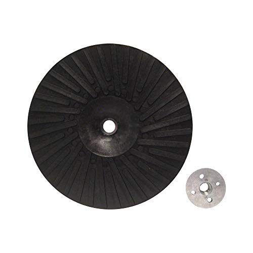 Mercer Industries 326009 Turbo Backing Pad for Fibre Discs, 9