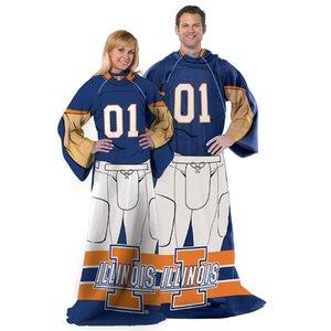 (Northwest Illinois Comfy Wrap (Uniform))