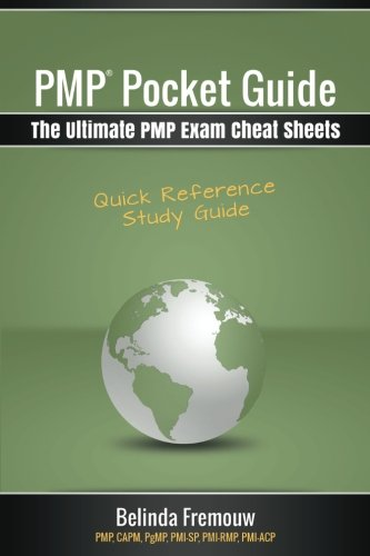 PMP Pocket Guide: The Ultimate PMP Exam Cheat Sheets