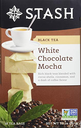 Stash Tea Teabags, White Chocolate Mocha