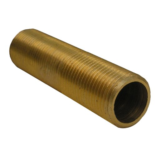 - LASCO 03-1705 American Standard 9/16-Inch-20 Thread by 2-1/4-Inch Long Escutcheon Nipple Brass