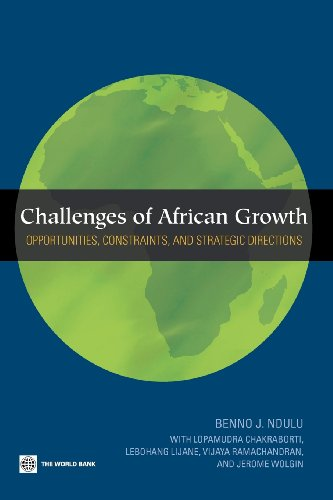 Challenges of African Growth: Opportunities, Constraints, and Strategic - Maps Flagship
