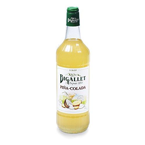 Bigallet Pina Colada Syrup, 1 Liter