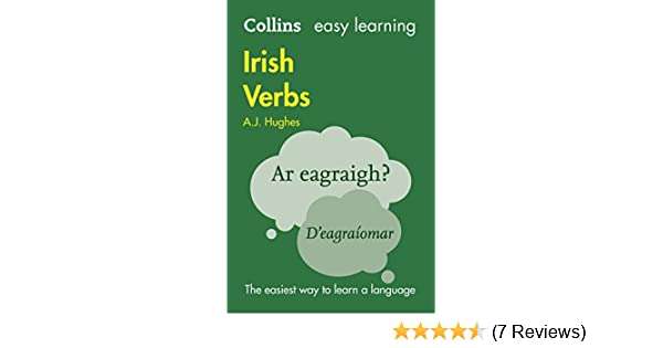 Trusted support for learning Collins Easy Learning Irish Verbs