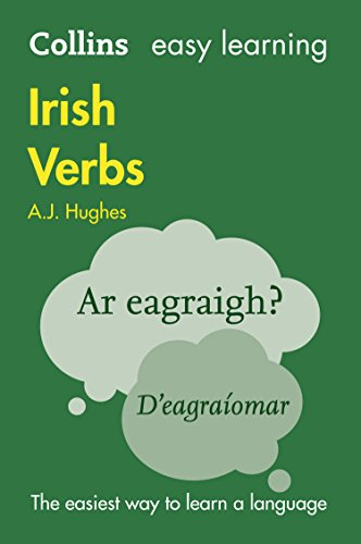 Collins Easy Learning Irish Verbs: Trusted support for learning (Irish Edition)