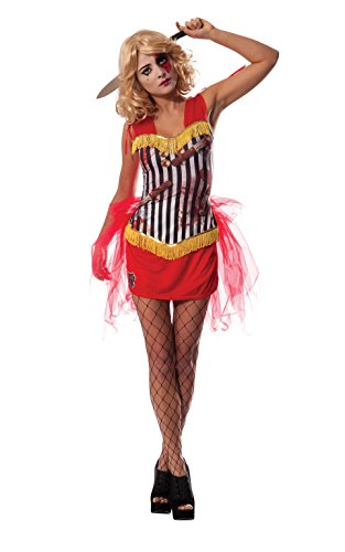 Rubie's Women's Knife Thrower's Assistant Costume, Multi, Small]()