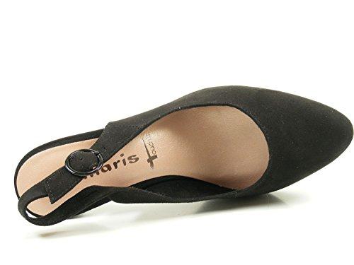 1 Noir 28 29605 Tamaris mode sandales femme SxdSY7