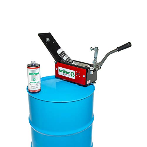 Epa Material Hazardous (AeroVent 1X Aerosol Can Disposal and Recycling System)