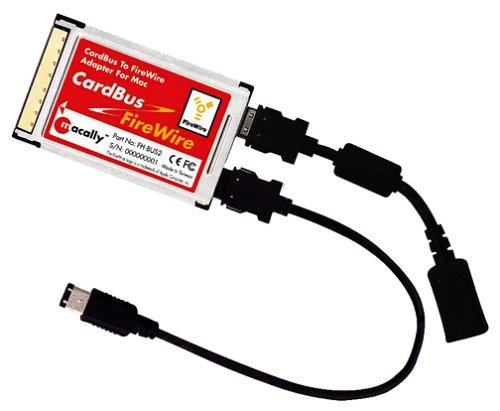 Dual Port Firewire Cardbus for G3 Powerbooks