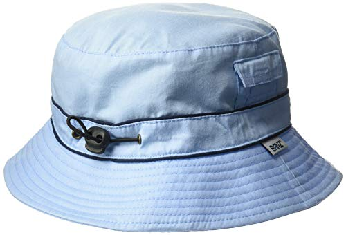 Baby Banz Boys' Toddler Bucket Hat, Chambray, 2-4 Years