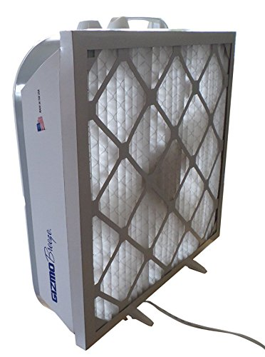 Gizmo Breeze Fan Filter Attachments for 20 inch Box Fans (Air Filter For Box Fan compare prices)