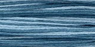 product image for Weeks Dye Works Over-Dyed 6-Strand Embroidery Floss, 5 Yds: Union Blue