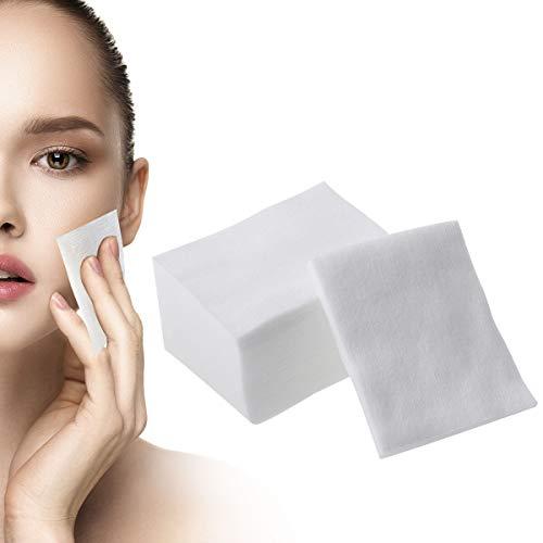 - 1000pcs Makeup Facial Soft Cotton Pads for Face Make Up Removing
